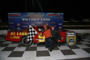 June 8, Graham Feature