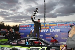2013 victory lane