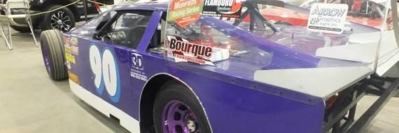 MegaSpeed Flamboro Speedway display