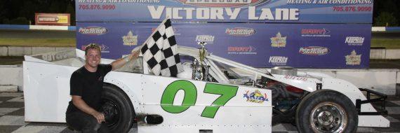Alex Lees - July 23 win