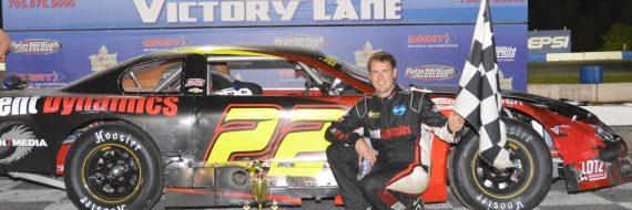 Chris Mitchell - August 27 win