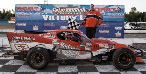 John Baker Jr - August 6 win