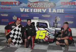 Nicholas Ledson - August 20 win