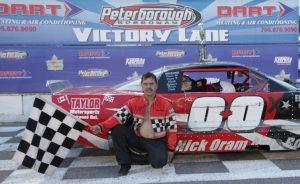 Nick Oram - August 20 win