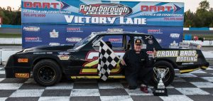 Howie Crowe - Thunder Car Champion