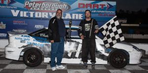 Tyler Junkin - September 3rd win
