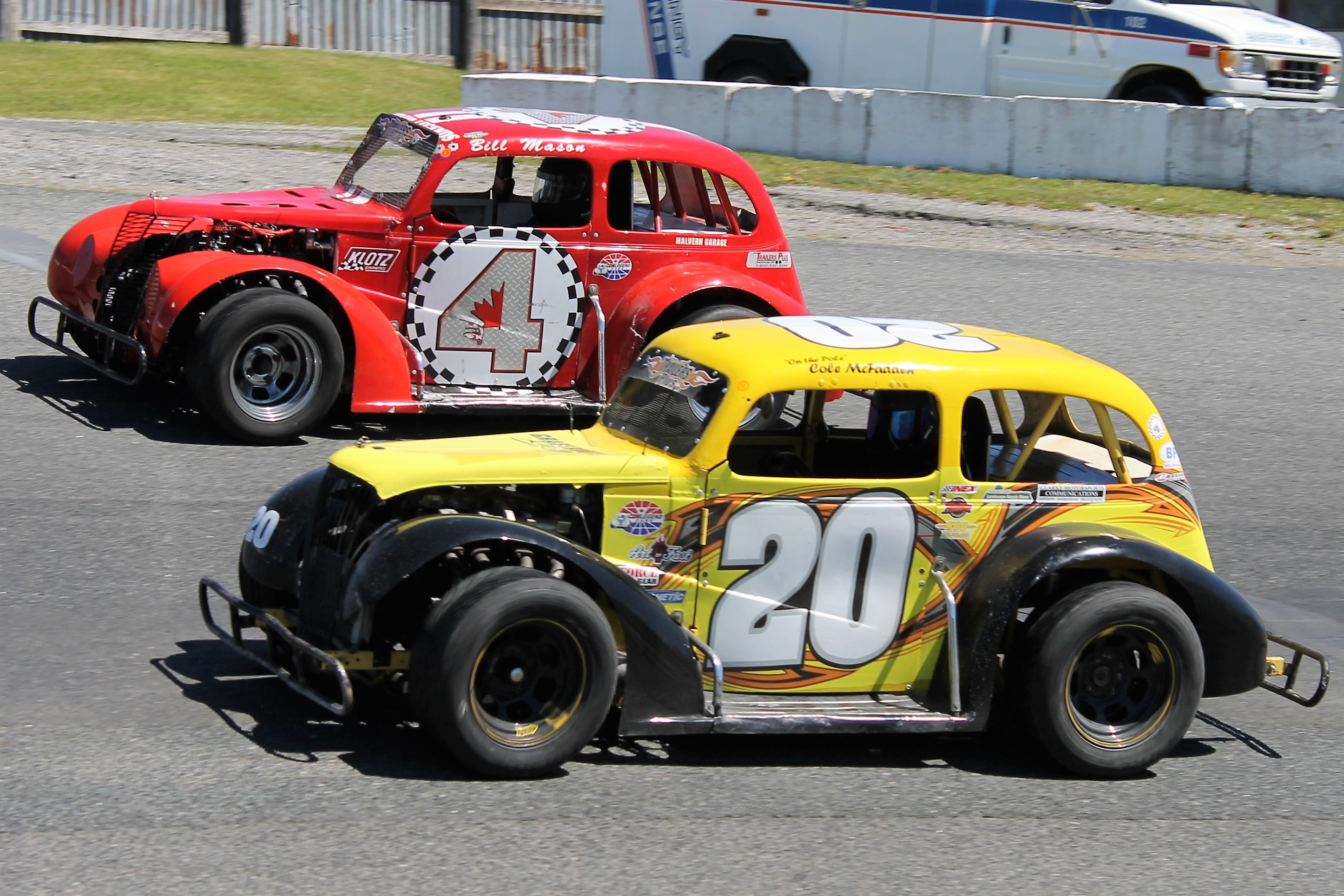 Trailers Plus Peterborough >> Eastern Ontario Legends Series Heads Back To Peterborough