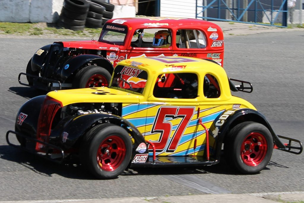Trailers Plus Peterborough >> Peterborough Speedway is Next for the Trailers Plus Eastern Ontario Legends Series ...