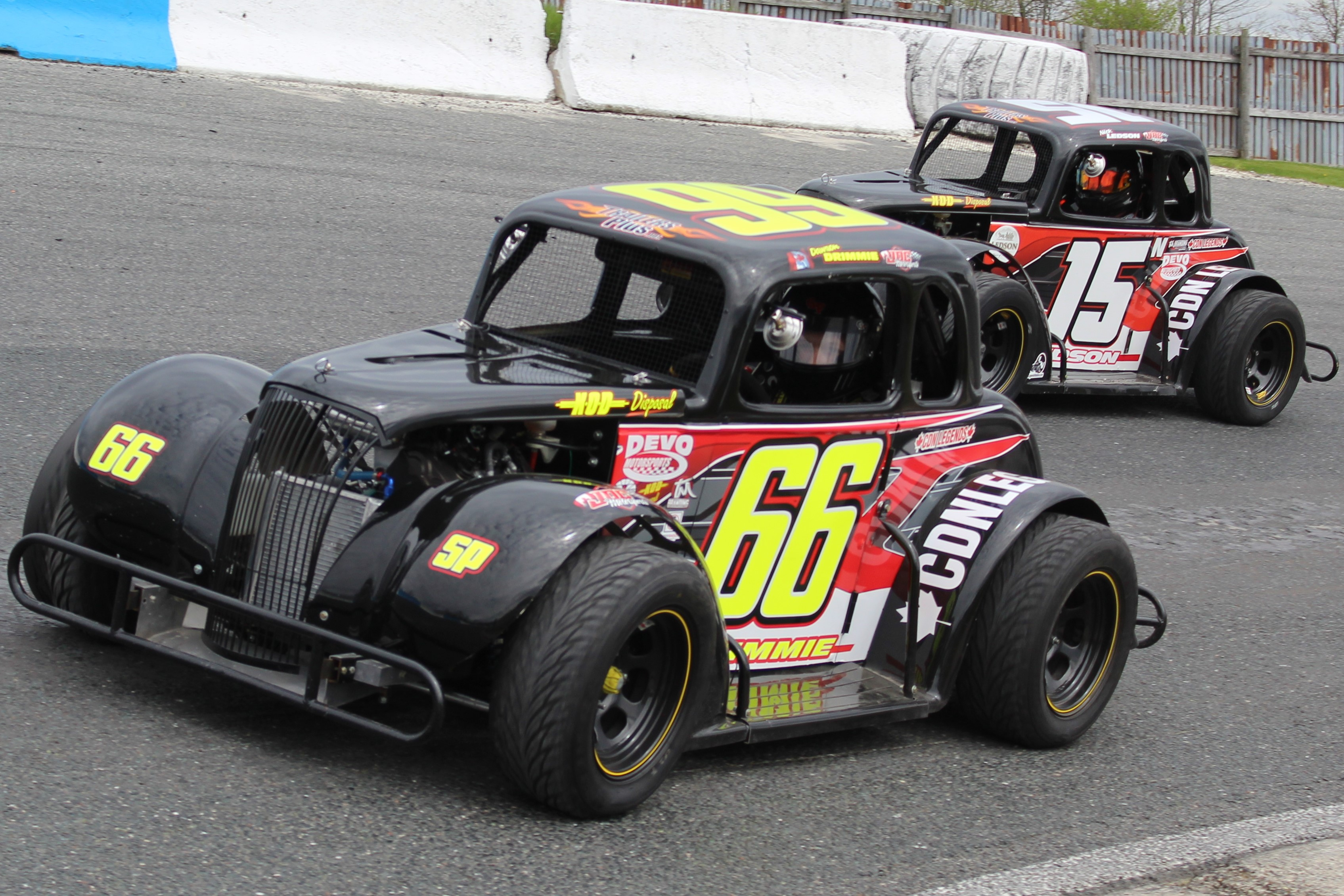 Trailers Plus Peterborough >> Ontario Legends National Qualifier Takes The Peterborough Speedway